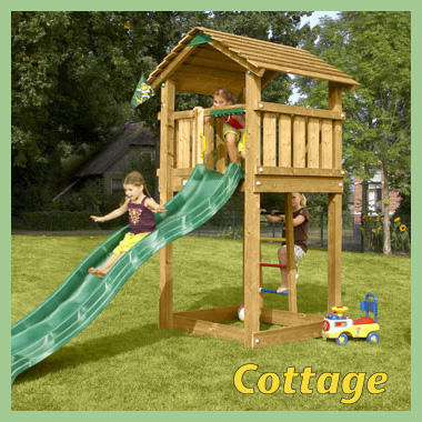 Игровой комплекс Jungle Cottage