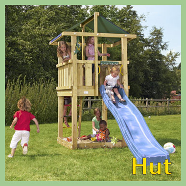 Игровой комплекс Jungle Hut